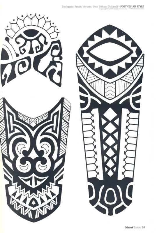 maori tattoo designs | tattoo vol 3 maori inhalt text des magazins ...