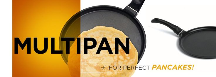 #Starfrit's Multi-pan, perfect for crêpes, pancakes and more!!