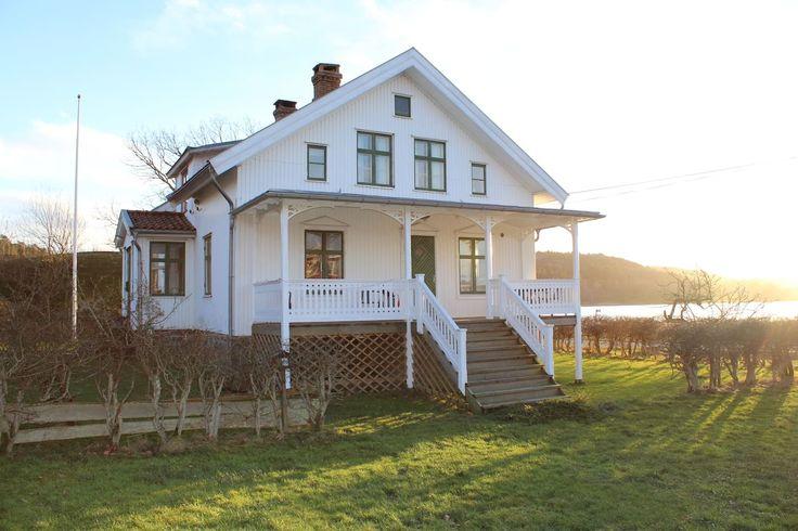 Vacker gård vid havet - Häuser zur Miete in Tjörn