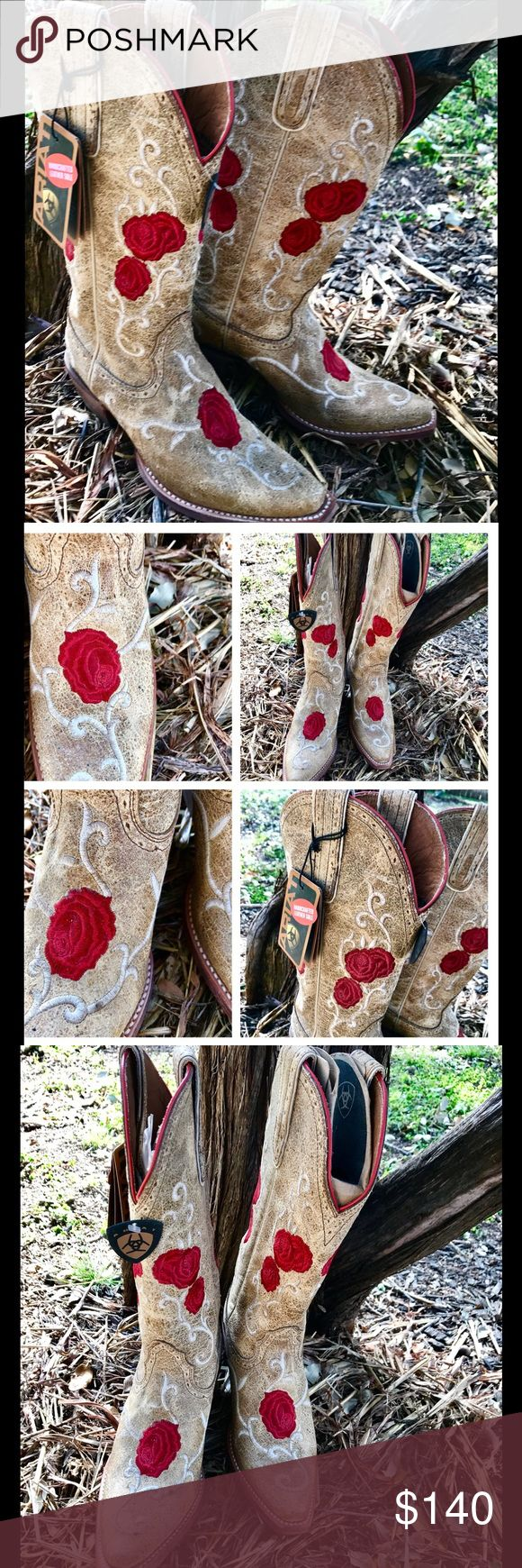 Ariat Women's Western Boots New Ariat Women's Western Boots New Ariat Shoes