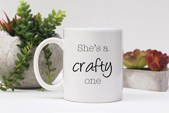 crafty mug gift for etsy seller christmas gift gift for