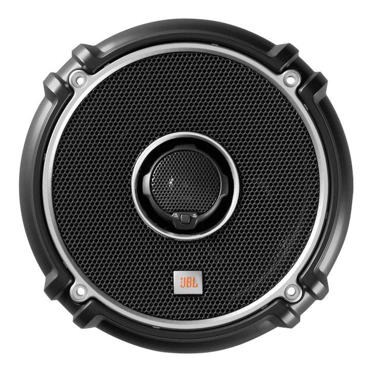 "JBL® GTO628 - 6-1/2"" 2-Way Grand Touring Series 180W Speakers"