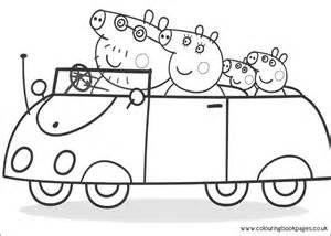 ... Gratuits à Colorier - Coloriage Peppa Pig à imprimer - Page 3