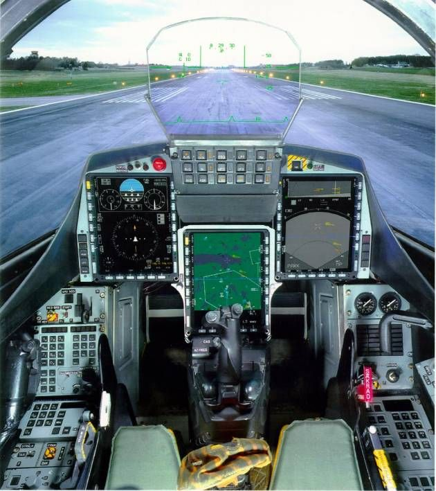 Gripen Cockpit