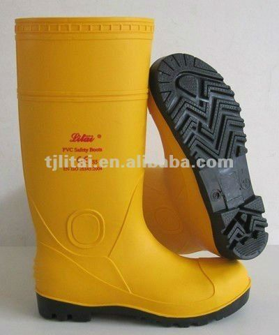 safety work boots with steel toe and midsole $4.2~$6.1