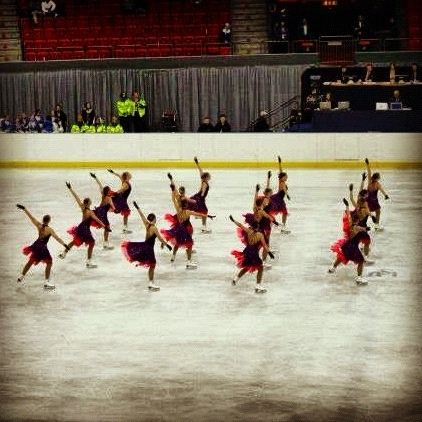 Rockettes Short Program #SynchroInPyeongChang2018