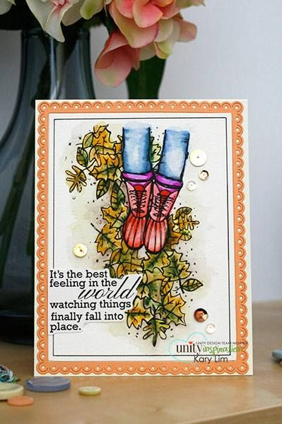 Moments Between Moments Kit of the Month Member by Unity Stamp Co