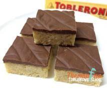 Toblerone Slice
