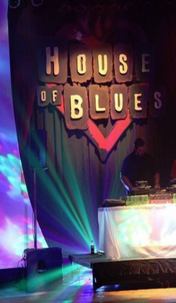 Regional favorite musicians and national touring acts head to the House of Blues in North Myrtle Beach, South Carolina!  (Click on the pin for more info and other places to enjoy nightlife in the Myrtle Beach area.)