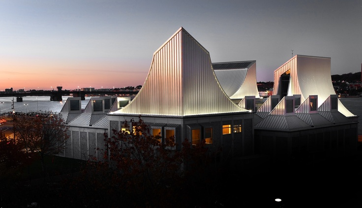 Utzon Center, Aalborg Waterfont