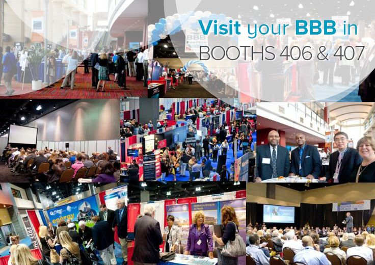 2015 CT Business Expo is June 4th! See you there in the BBB Pavilion!