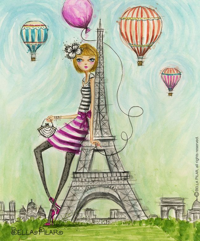 13-1750B,See The Sights,Pauline is passionate for Paris.jpg