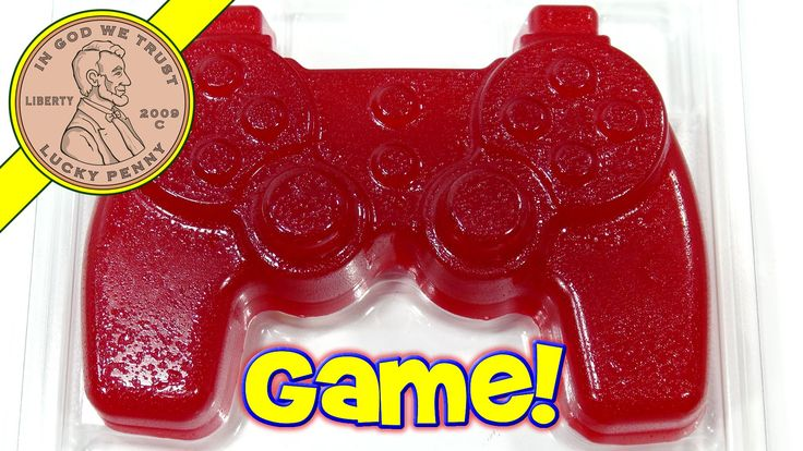 Game On Valentine Gummy Game Controller - Sticky Game Play!  #GummyGameController #GameOnGummy #ValentinesCandy