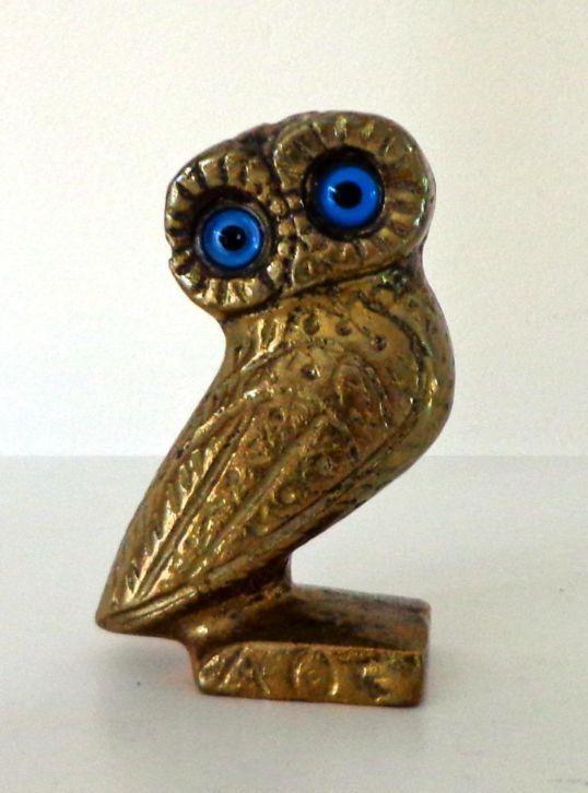 72 Best Owls Bronze Uilen Van Brons Images On Pinterest