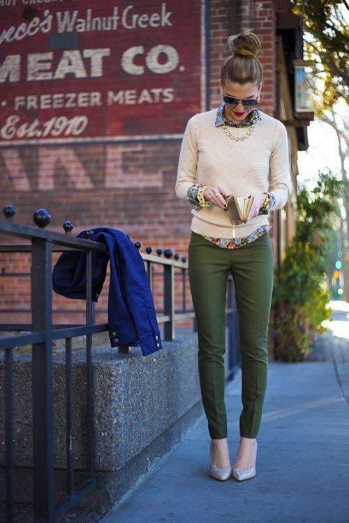 Spring Work Clothes For Women Ideas   Vogue Blogger