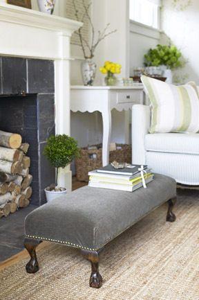 footstool solution?