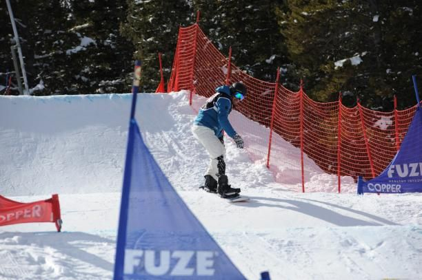Brazil, Turkey and Uzbekistan are all sending their first team to the Paralympic Winter Games! Pictured: Brazil's Andre Cintra finished in the top 15 at the 2013-14 IPCAS Snowboard World Cup in Big White, Canada. © • NPC Brazil