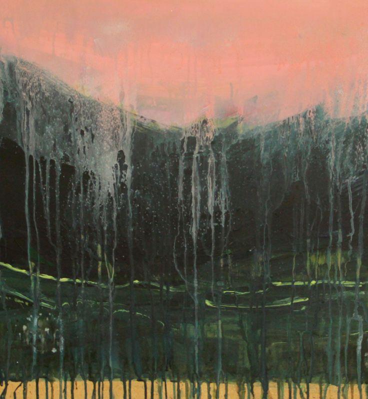 """Przejrzyj mój projekt w @Behance: """"Landscape painting""""…"""