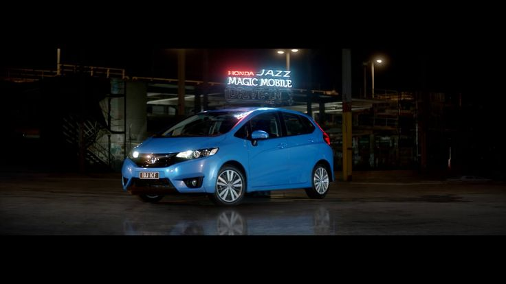 Honda Jazz Magic Mobile Drive-in