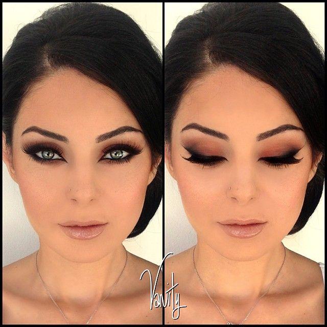 **Vanity Makeup** @vanitymakeup | Websta (Webstagram)