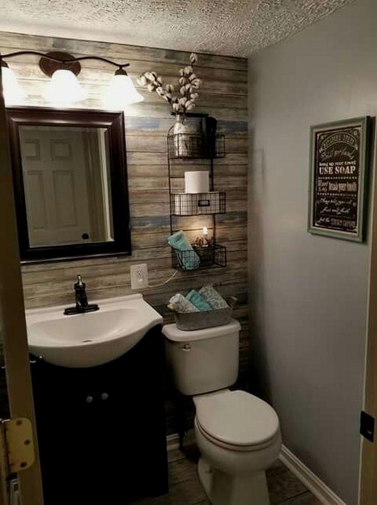 Rustic Bathroom Decoration Bathroom Remodel Small Budget Small Bathroom Remodel Cottage Bathroom Design Ideas