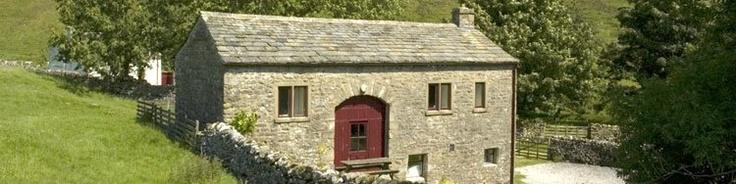 Darnbrook Barn, near Malham Cove, Malhamdale, National Trust Cottage