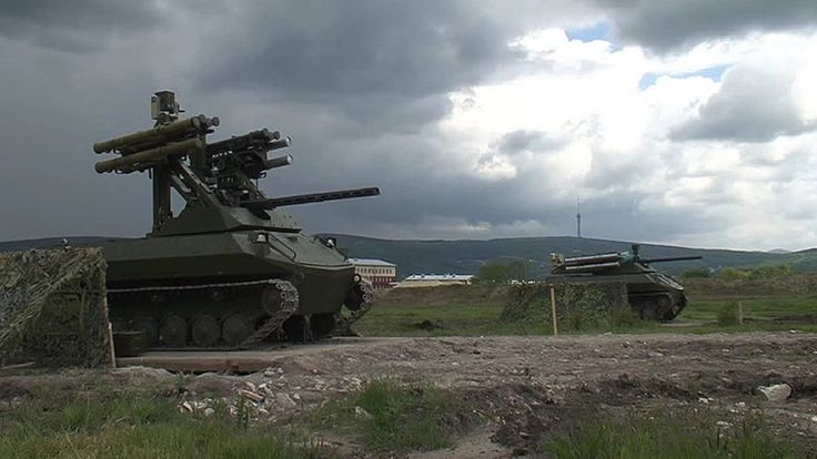 Video: Los robots de combate rusos ya están listos para conquistar el mercado extranjero - RT