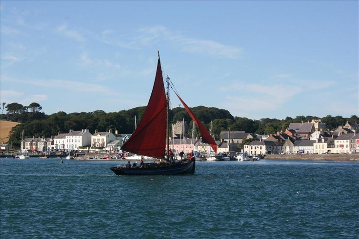Portaferry Traditional Boat Regatta © Kieran Gilmore