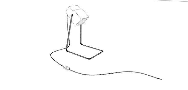Free model by Catorce Arq   Bongo 360 Lamp  http://www.mediafire.com/download/23m9t26c5ty7559/360%C2%B0+Lamp+by+Bongo+Design.skp