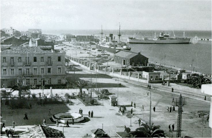 7. Η πλατεία Τριών Συμμάχων Φωτογραφίες από την παλιά Πάτρα