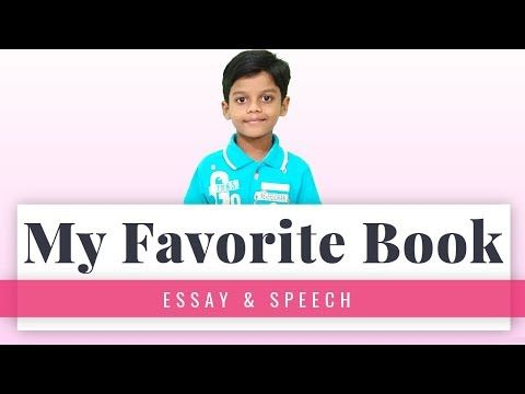 My Favourite Book Essay Speech Short Paragraph In English Favorite Books On