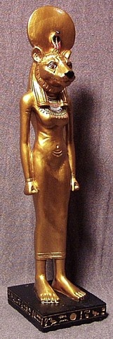 Sekhmet, Warrior Goddess of Upper Egypt