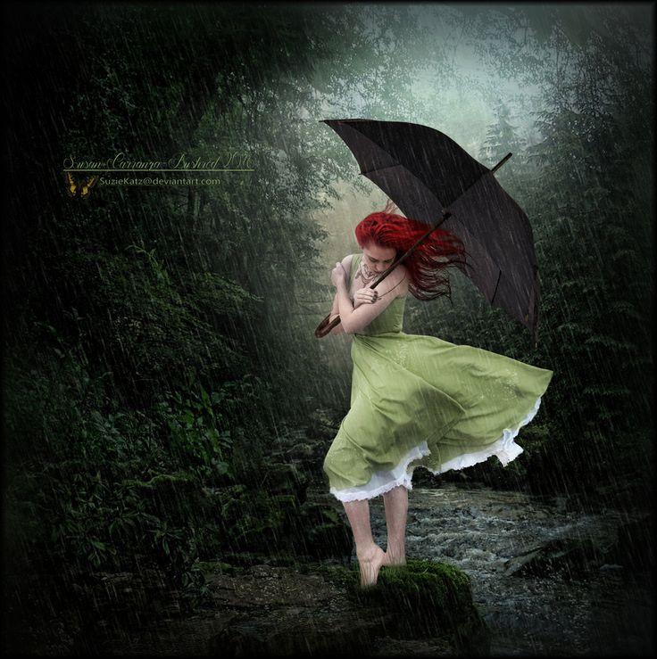 A Spring Rain By SuzieKatz.deviantart.com On @DeviantArt