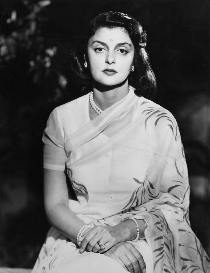 "Viewfinder | Vintage Studio Portraits of Indian Women From the Peak of British Colonialism. Portrait of Maharani Gayatri Devi,"" circa 1945"