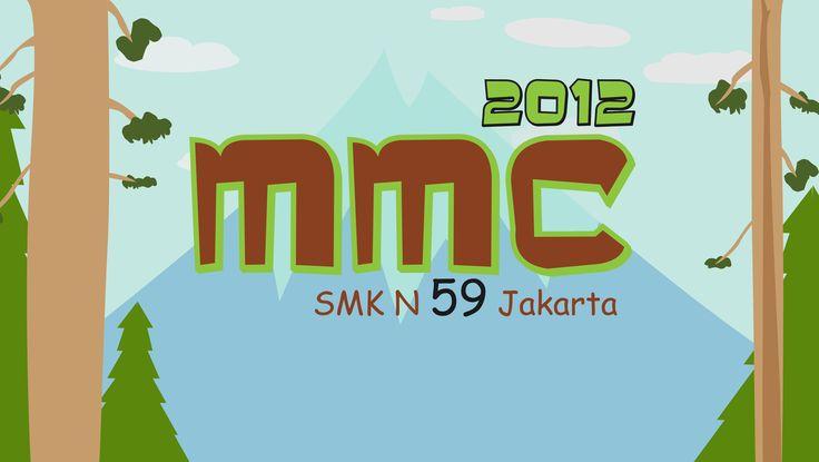 Desain Spanduk Ekstrakurikuler MMC (Multimedia Club)