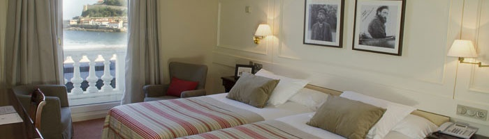 Hotel de Londres, San Sebastian