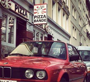 Pizzeria Pizza Bande in Hamburg
