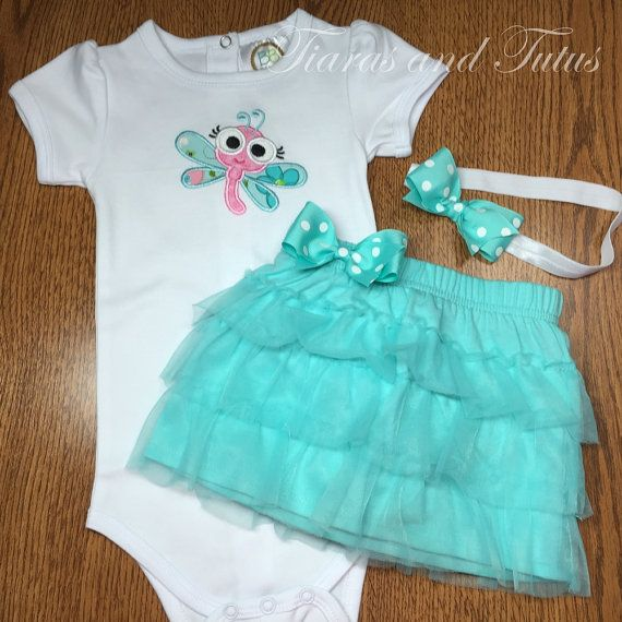 22 best christian baby gifts images on pinterest baby shower gifts personalized baby gifts baby gift bringing home baby outfit bring home outfit girl embroidered bodysuit ruffled diaper cover teal negle Choice Image