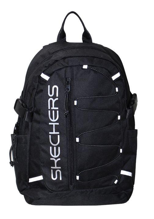 Skechers Santa Monica Body Messenger Bag Black S542 Mycraze