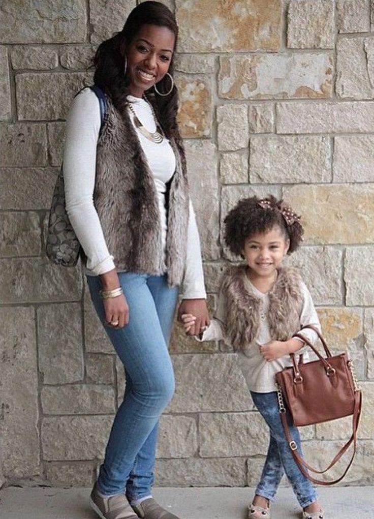 Mom And Mini Me