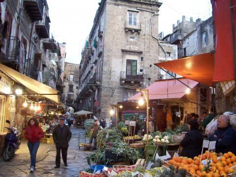 La vucciria | Palermo