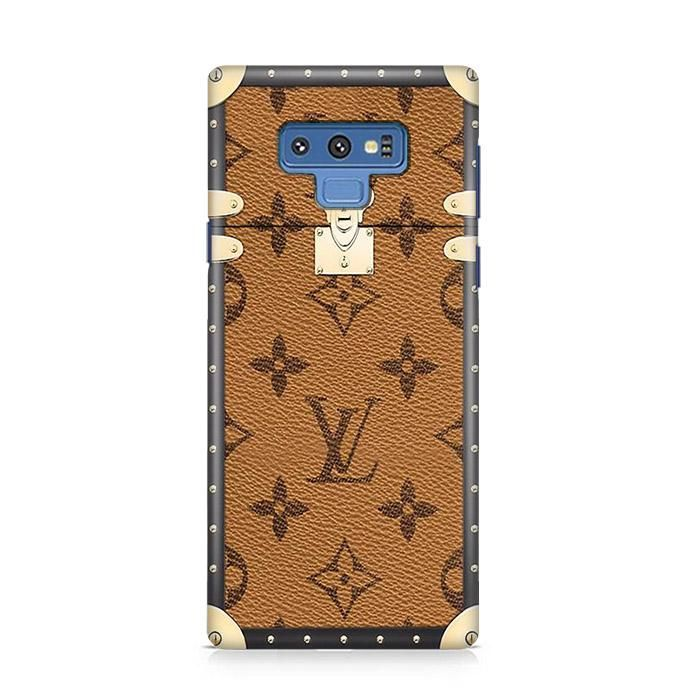 a6481465ee4 Louis Vuitton Eye Trunk Monogram Reverse Samsung Galaxy Note 9 ...