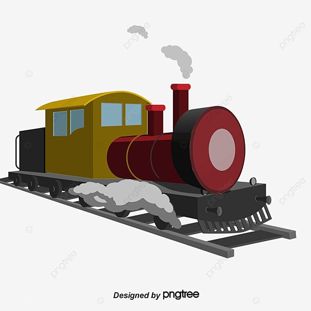 Hand Painted With Cartoon Train Cartoon Vehicles Hand Painted Train A Moving Train Png Transparent Clipart Image And Psd File For Free Download Train Illustration Cartoon Clouds Simple Cartoon