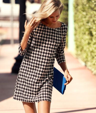 Love Houndstooth!