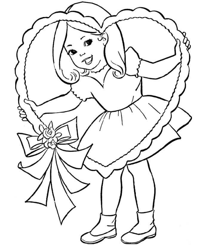 Where To Find The Cutest Printable Valentines Day Coloring Pages Raising Our Kids Free