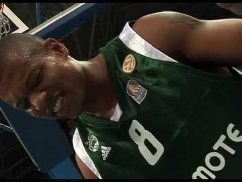 Michael 'Mike' BATISTE n. 8 My Favourite Basketball Player of All Times by paobcgr