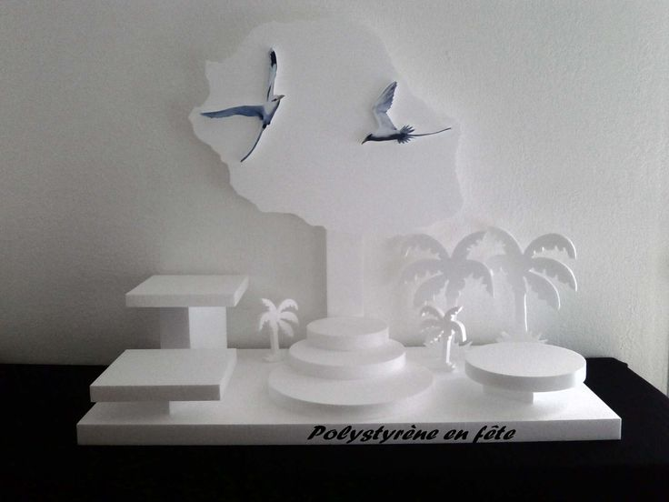 Presentoir A Gateaux Ile De La Reunion Mariage Ile De La Reunion Deco Mariage Decoration Mariage