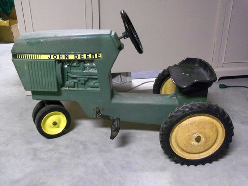 Pedal Tractor Parts : Best images about pedal tractors on pinterest john