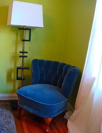 1000 Ideas About Blue Velvet Couch On Pinterest