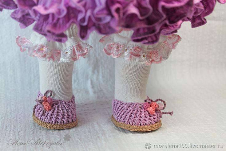 Николь. Авторская текстильная кукла – купить в интернет-магазине на Ярмарке Мастеров с доставкой